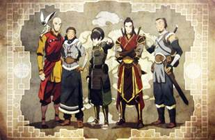 older gaang avatar airbender photo 32155826 fanpop