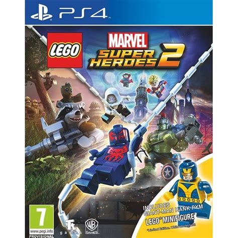 Ps4lego The Reg 1 lego marvel heroes 2 mini fig edition
