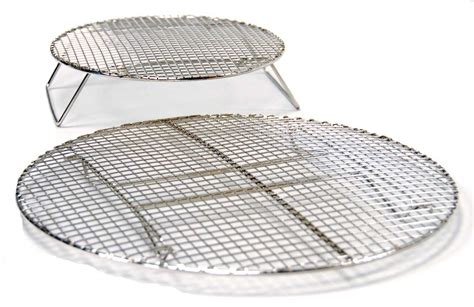 Circular Grill Rack by Evo Circular Cooktop Using Roasting Racks With Your Evo Grill