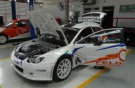 cool facts the proton satria neo s2000 racer