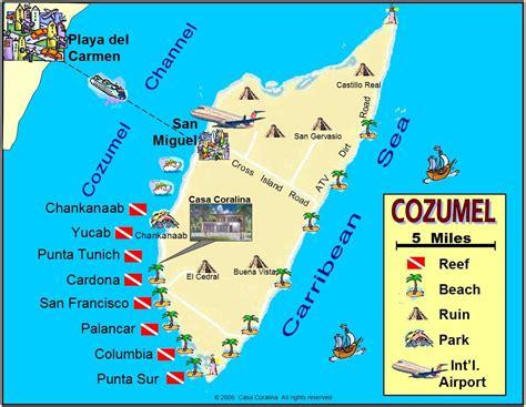 cozumel map wedding blogs follow weddingbee