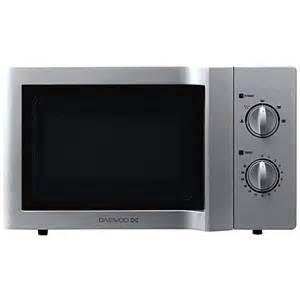 Daewoo Microwave Asda Daewoo Kor6l65sl 20l 800w Microwave Oven Silver