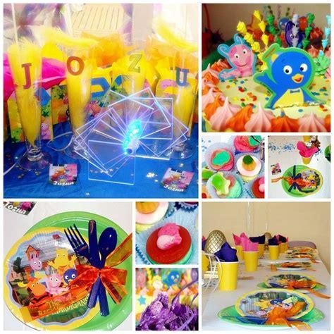 Backyardigans Birthday Pin By Elizabeth Peltier On Backyardigans Birthday