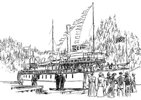 el barco de vapor descargar gratis dibujo para colorear barco de vapor img 18234