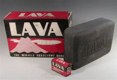 Home Office For Two lava soap