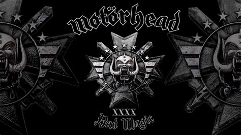 motorhead bad magic wallpaper by jachovh on deviantart
