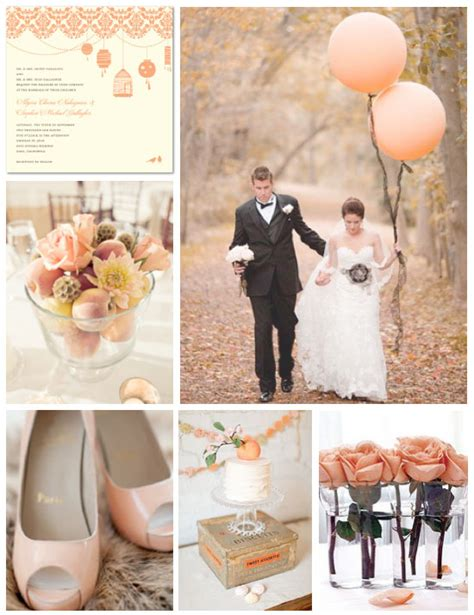 colour themes for evening wedding 16 most refreshing and trendy spring wedding colors