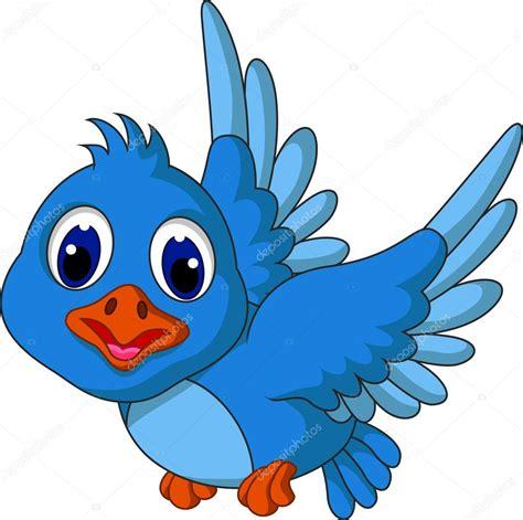 cartoon cockatiel flying blue bird cartoon