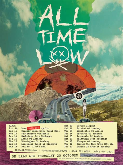 a for all time uk all time low announce uk tour for 2017 celebmix
