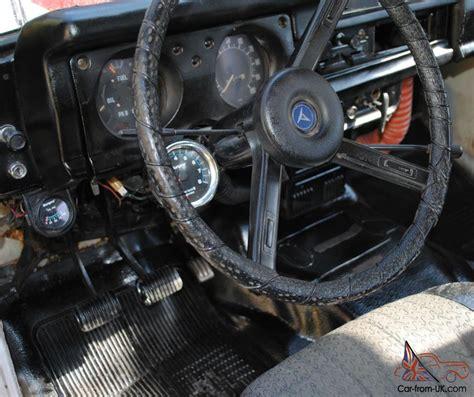 Fj55 Interior by 1971 Toyota Land Cruiser Fj55 Inline 6