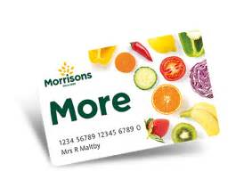 collect morrisons more points