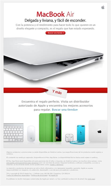 apple newsletter emails apples
