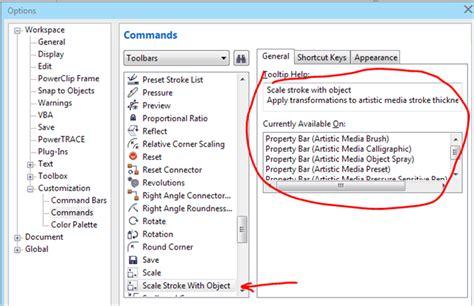 corel draw x7 how to curve text scale stroke with object button coreldraw x7 coreldraw