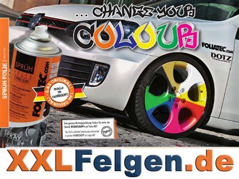 Felgen Lackieren Folie by Felgen Folie Zum Spr 252 Hen Oder Kleben Felgen De Der