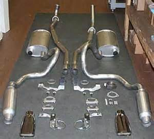 Gardner Exhaust System Cost Gardner Exhaust Original Vs Show Chevelle Tech