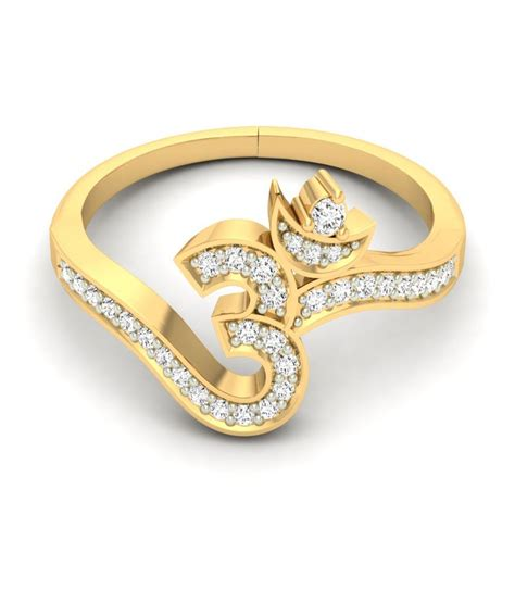 Free Home Plans Online by Jewels5 Om Design Gold Ring Buy Jewels5 Om Design Gold