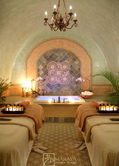 create   massage room