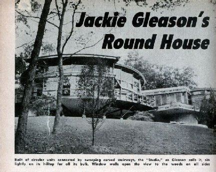 jackie gleason ufo house bartcop entertainment archives monday 16 february 2009