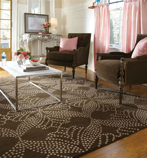 Traditional Area Rugs For Living Room Area Rugs Traditional Living Room Other By Window