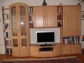wohnzimmer ebay wohnzimmer schrankwand buche neuwertig ebay