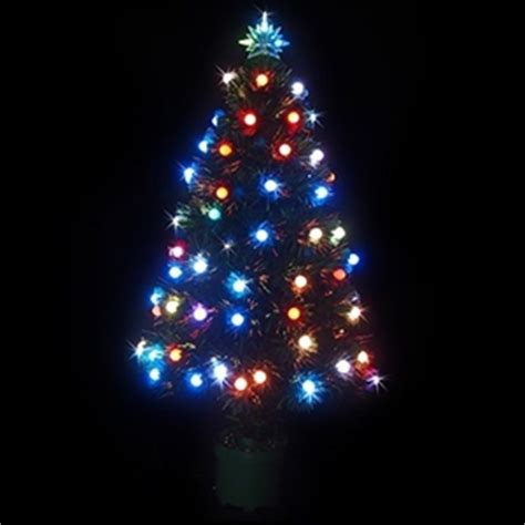 Fibre Optic Ls Australia by Buy 90cm Led Fibre Optic Tree Multi