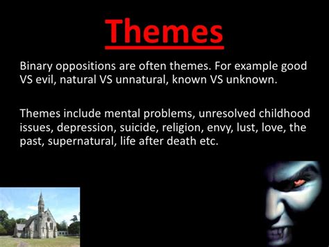 theme powerpoint horror horror powerpoint