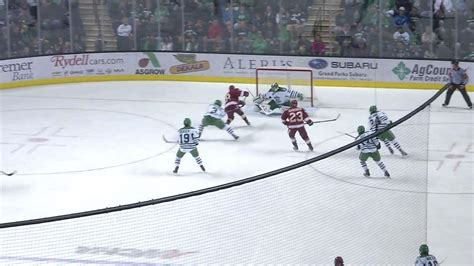mshsl hockey sections und hockey eager to end drought at target center kvrr