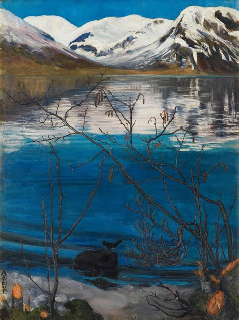 painting norway nikolai astrup 1000 images about norwegian painters on graffiti artists self portraits and