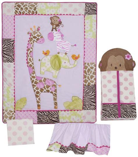 Pink Jungle Crib Bedding 32 Best Pink Jungle Images On