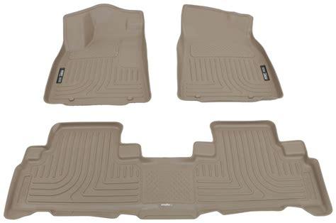 husky liners floor mats for lexus rx 350 2010 hl99553