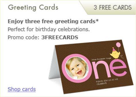 Shutterfly Birthday Cards Mysavvysavings Com Shutterfly 3 Free Custom Photo Cards