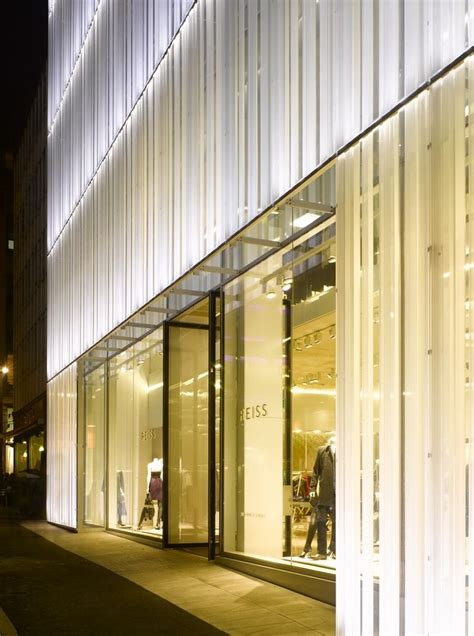 www architecture com reiss store and headquarters architect squire and