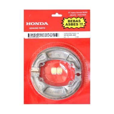 Switch Rem Vario 125 jual honda genuine parts brake shoe kas rem belakang