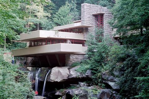 falling water house fallingwater frank lloyd wright ideasgn