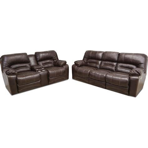 chocolate brown leather reclining sofa chocolate brown leather power reclining sofa loveseat