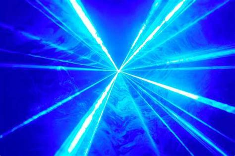 blue laser dj bright blue disco dj laser light uk free next day