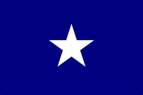 Nzy Vonie Blue Bordier bonnie blue flag