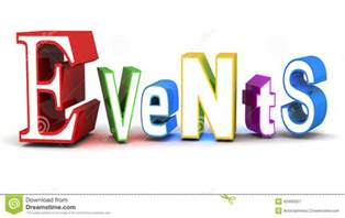 Free Events Event Management Stock Illustration Image 43460327