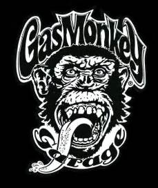 Gas Monkey Garage by Gallery Gas Monkey Logo