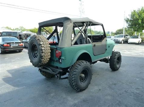 used cj7 jeeps used jeep cj7 for sale in indiana