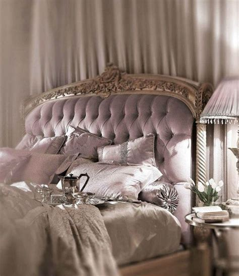 Lilacs Romantic And Tufted Headboards On Pinterest