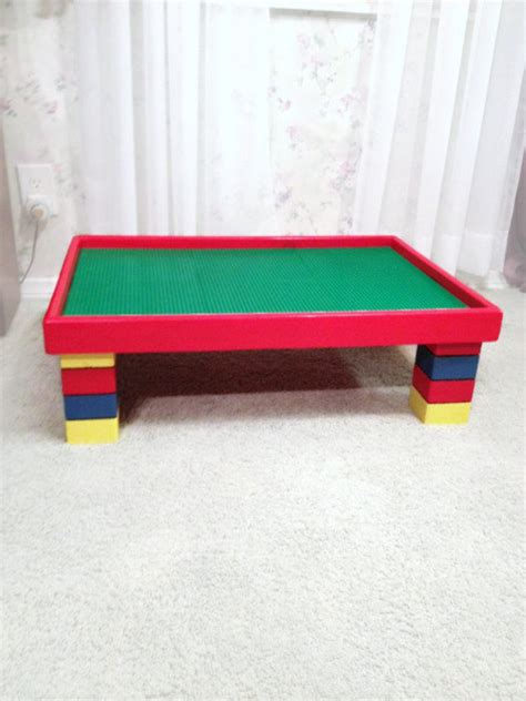 Toddler Lego Table by Large Activity Table For Lego Table 20x30x10