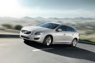 Used Volvo V60 Hybrid 2012 Volvo V60 In Hybrid Station Wagon To Debut At