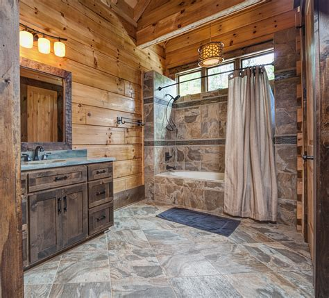 16 stunning rustic bathroom designs you ll instantly want