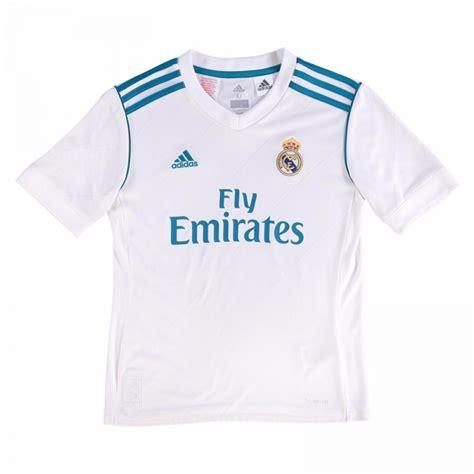 Real Shirt real madrid 2017 2018 home shirt b31113 74 55