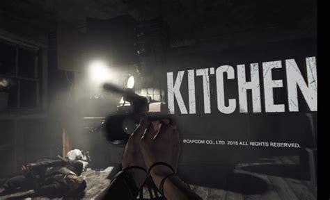 Ps3 Resident Evil 7 resident evil 7 kitchen demo playstation vr cramgaming