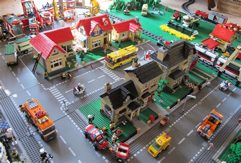 Create A Room Layout lego farm welcome to lego city