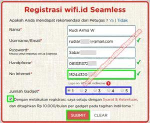 Paketan Wifi Indihome cara daftar wifi id lewat sms dan pelanggan indihome