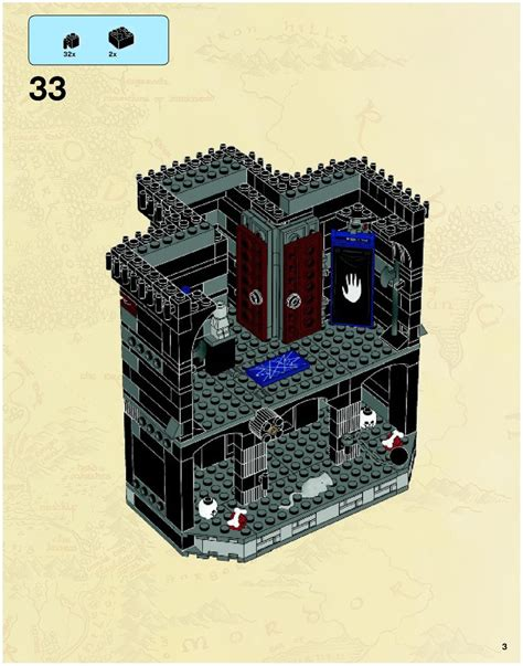 Lego The Lord Of The Rings 10237 Tower Of Orthanc lego the tower of orthanc 10237 the lord of the rings