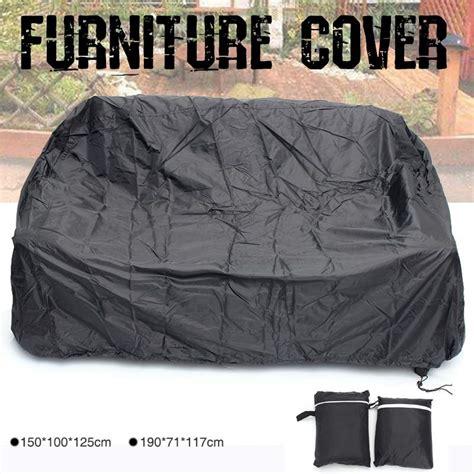 outdoor garden bbq furniture cover waterproof oxford